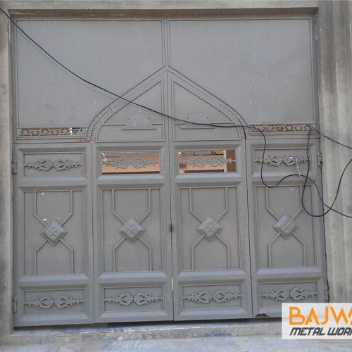 Masjid iron entrance gate design